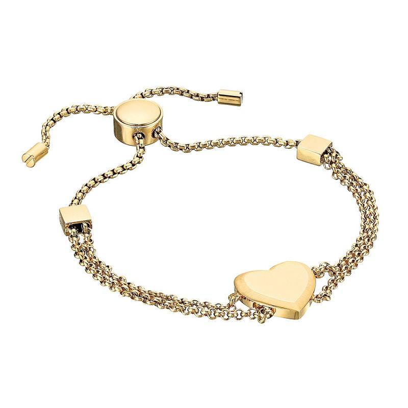 Alloy Fashion Sweetheart bracelet  (Alloy) NHHN0315-Alloy