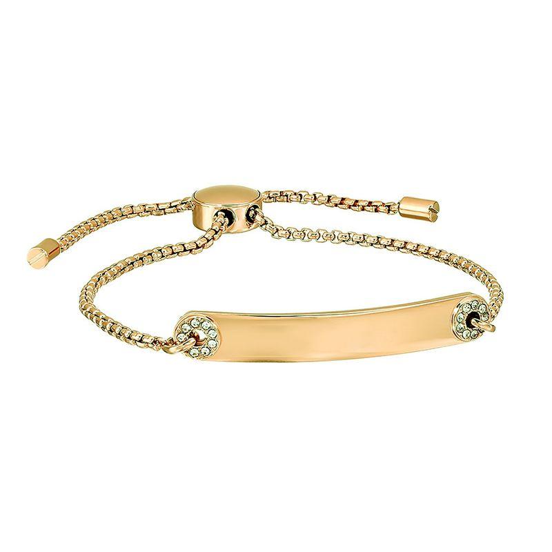 Alloy Fashion Geometric bracelet  (Alloy) NHHN0316-Alloy