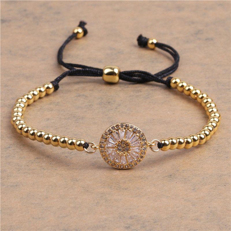 Copper Fashion Skeleton Skull bracelet  Alloy NHYL0372Alloy