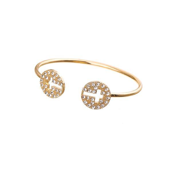 Alloy Fashion Cross bracelet  (Alloy) NHHN0338-Alloy