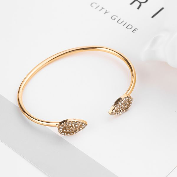 Alloy Fashion Geometric bracelet  (Alloy) NHHN0342-Alloy