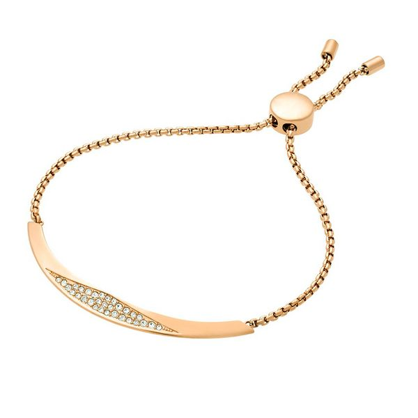 Alloy Fashion Geometric bracelet  (Alloy) NHHN0351-Alloy