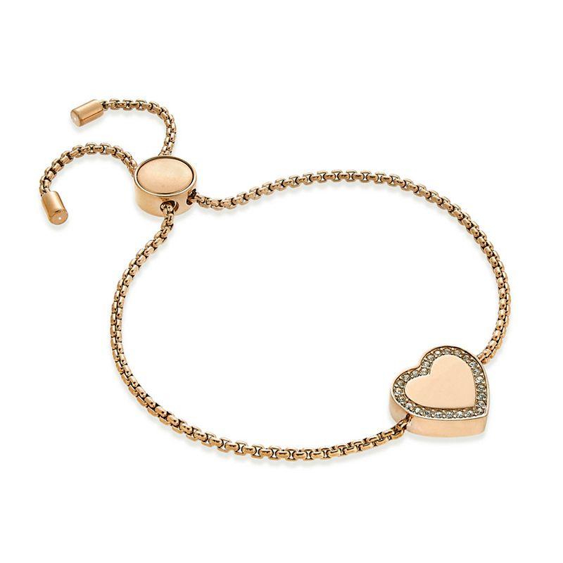 Alloy Fashion Sweetheart bracelet  (Alloy) NHHN0356-Alloy