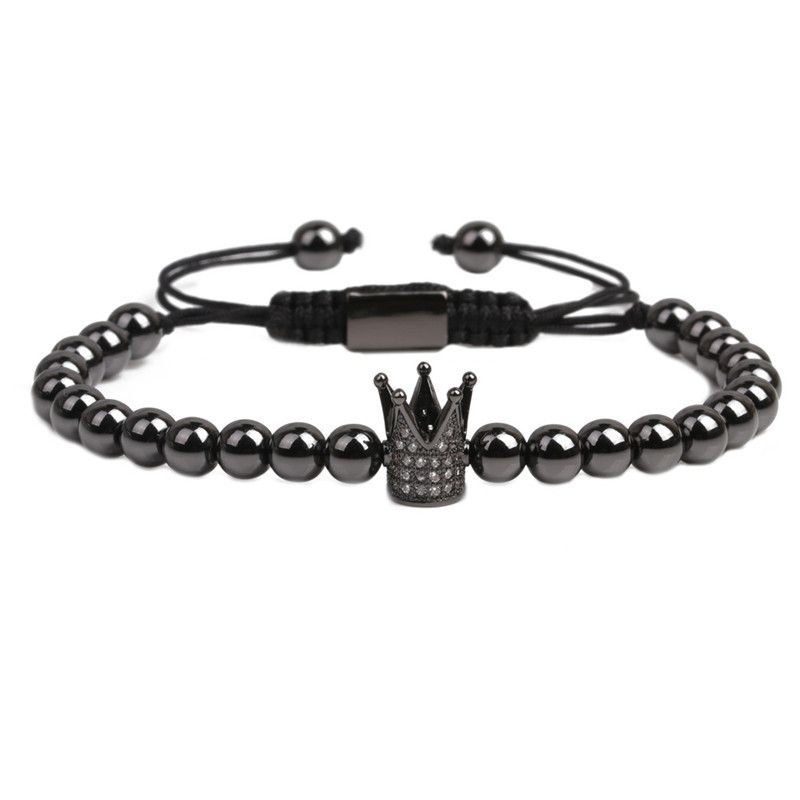 Alloy Fashion bolso cesta bracelet  black NHYL0385black