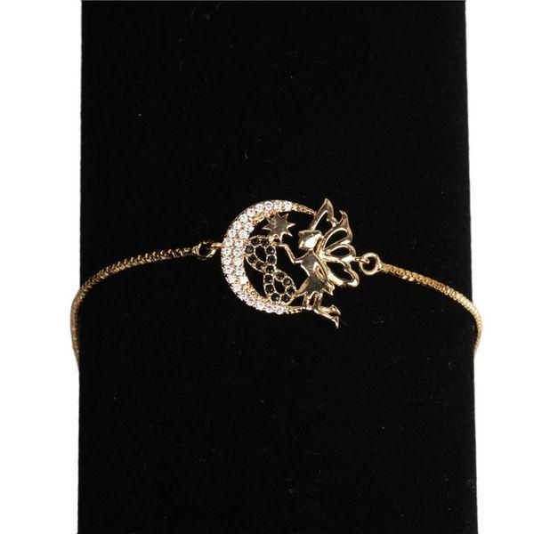 Copper Fashion Geometric bracelet  (Alloy) NHYL0387-Alloy