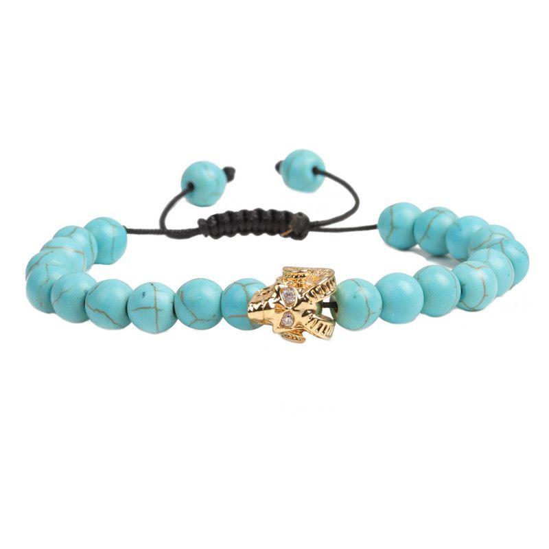 Alloy Fashion bolso cesta bracelet  (Green pine) NHYL0388-Green-pine