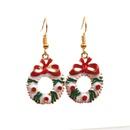 Acrylic Fashion Geometric earring  Christmas tree NHYL0330Christmastree