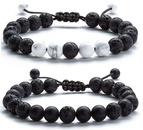 Natural Stone Fashion bolso cesta bracelet  Blue pine NHYL0363Bluepine