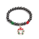 Alloy Fashion Geometric bracelet  Green christmas tree NHYL0366Greenchristmastree