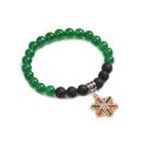 Alloy Fashion Geometric bracelet  Christmas tree NHYL0368Christmastree