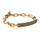 Alloy Fashion Geometric bracelet  Alloy NHHN0355Alloy