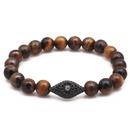 Alloy Fashion Geometric bracelet  White pine NHYL0376Whitepine