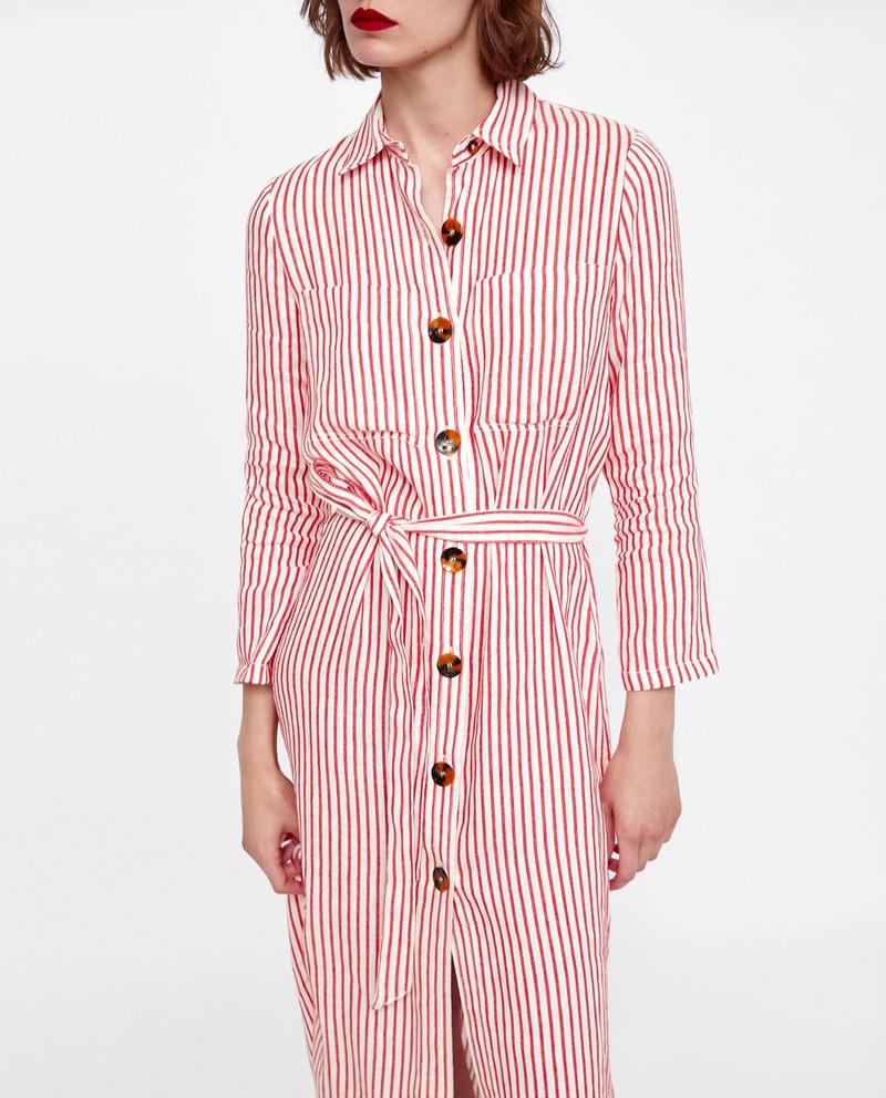 Cotton Fashion  skirt  (Picture color - L) NHAM6679-Picture-color-L