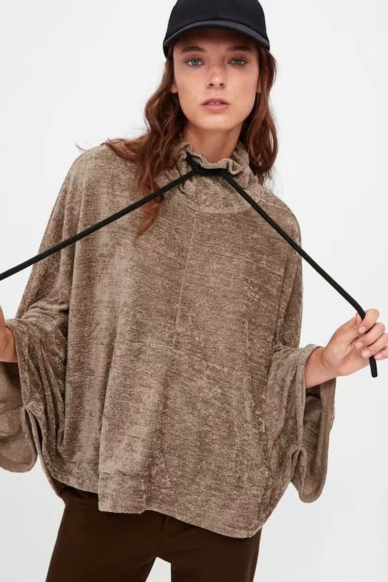 Cloth Fashion  coat  (Khaki-S) NHAM6683-Khaki-S