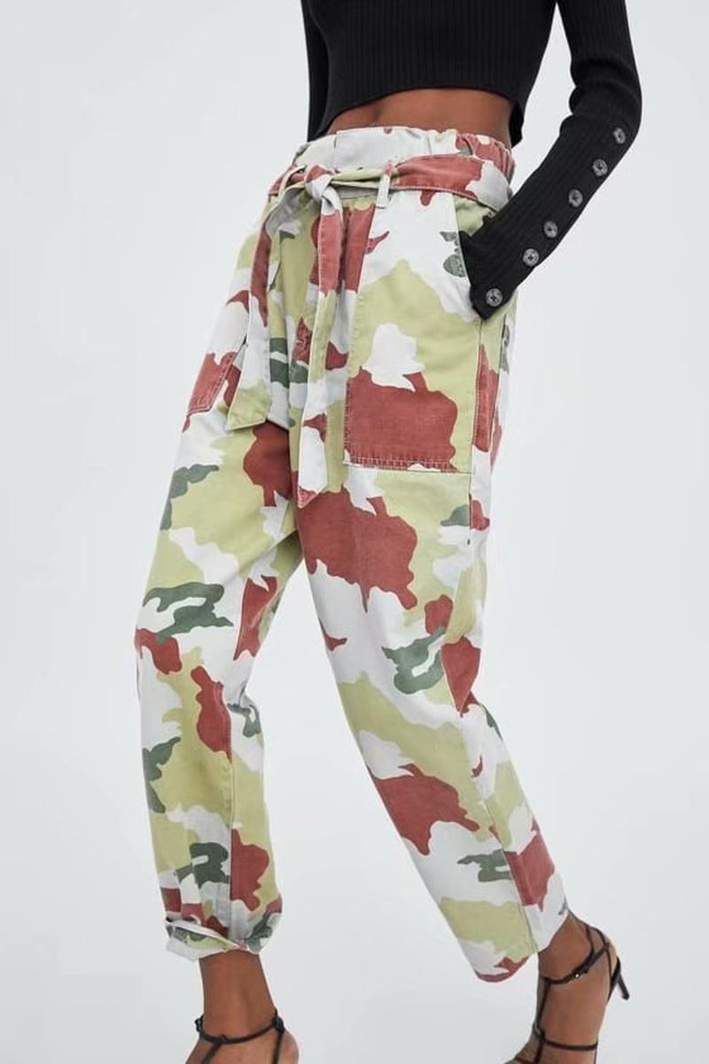 Cotton Fashion  pants  (Picture color-S) NHAM6684-Picture-color-S