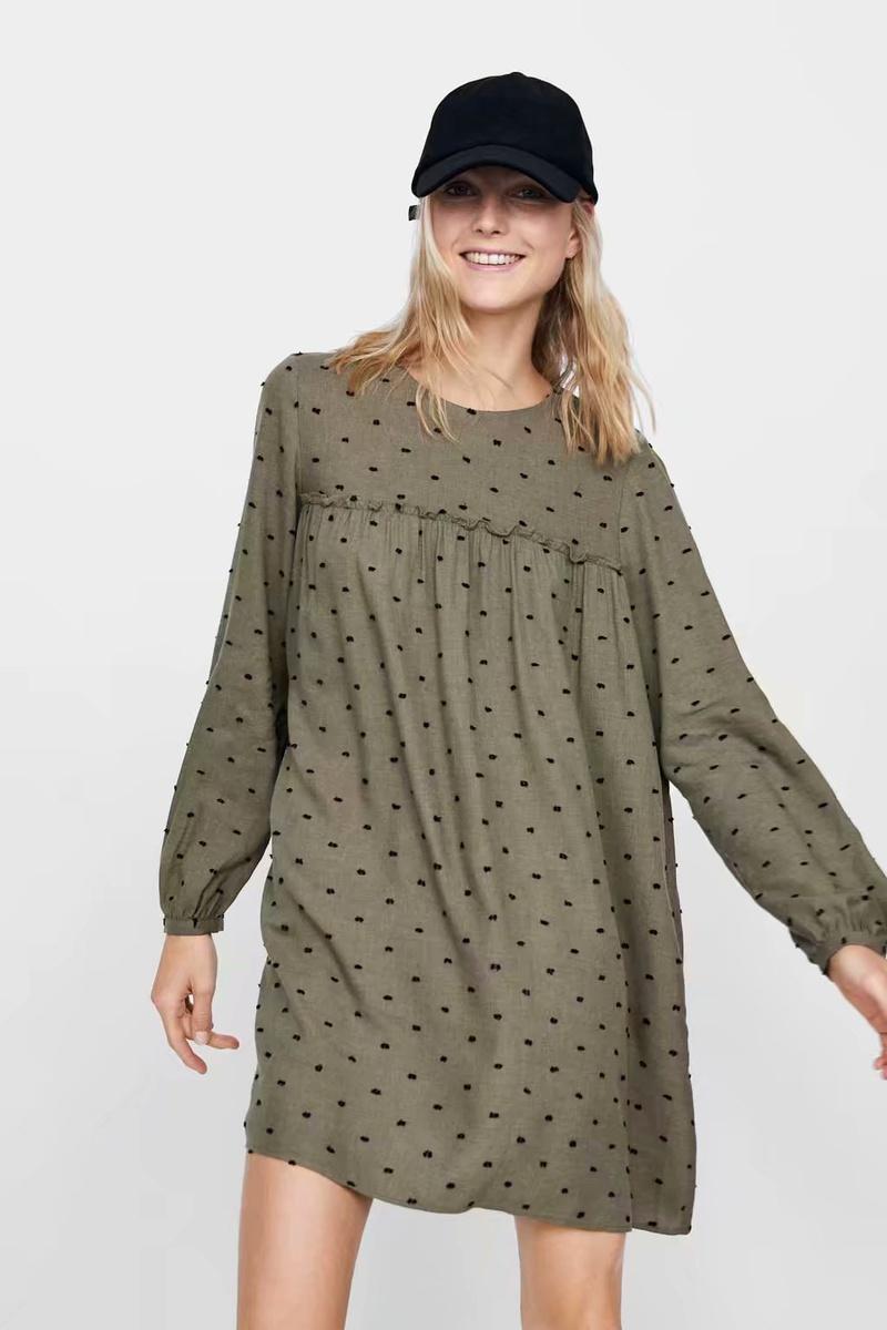Cotton Fashion  skirt  (Picture color - L) NHAM6687-Picture-color-L