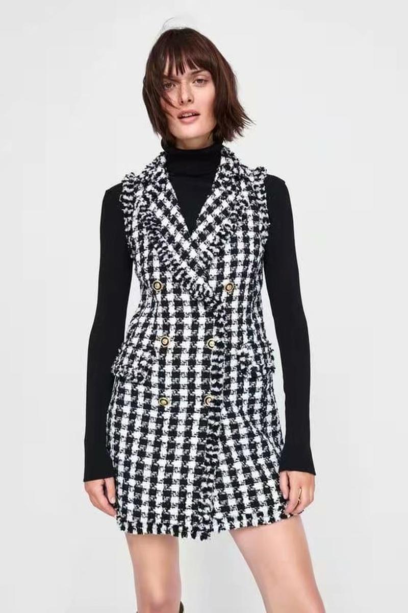 Polyester Fashion  coat  (Picture color - L) NHAM6704-Picture-color-L