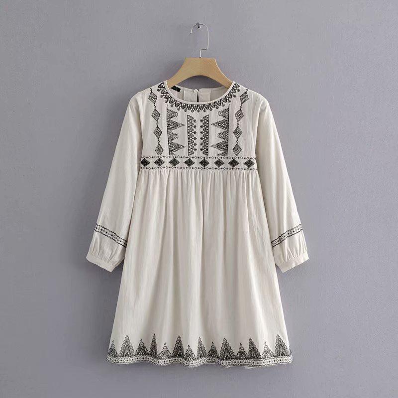 Cotton Fashion  skirt  (Picture color - L) NHAM6705-Picture-color-L