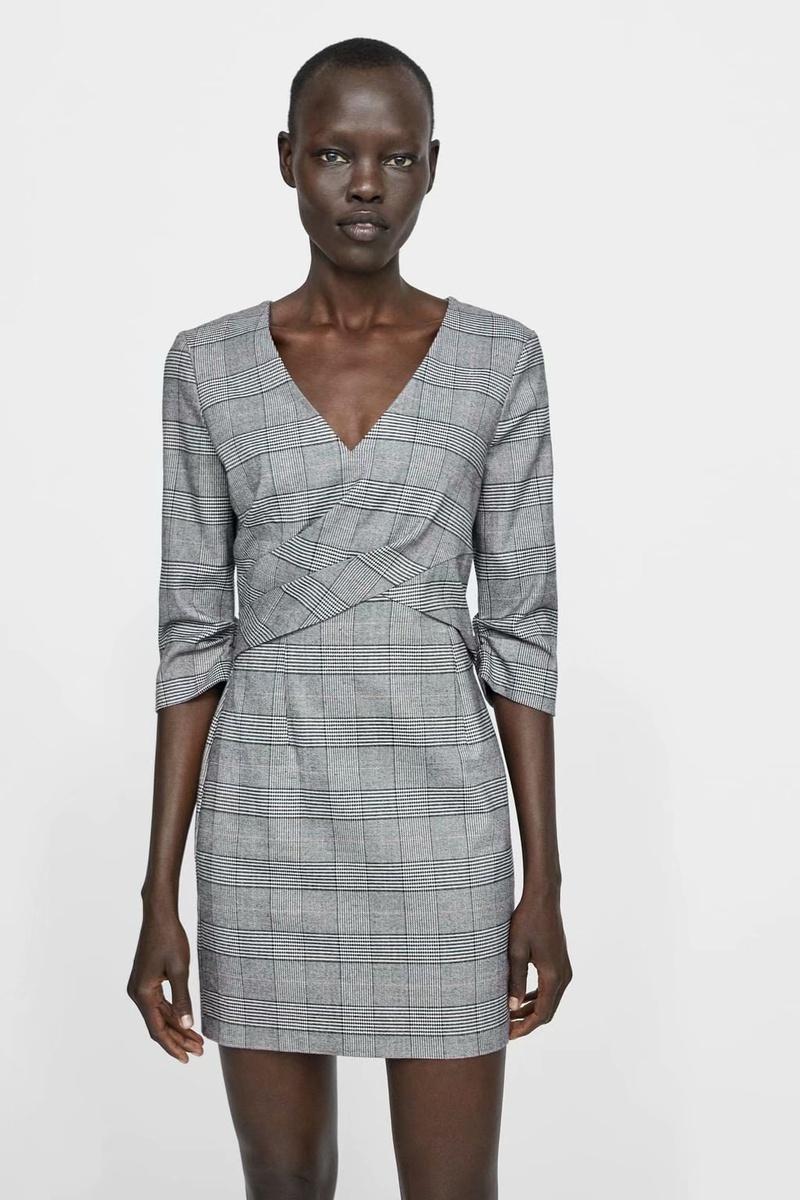 Polyester Fashion  skirt  (Picture color - L) NHAM6706-Picture-color-L