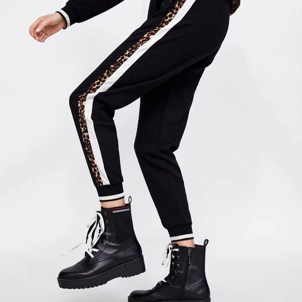 Cotton Fashion  pants  (Black-s) NHAM6724-Black-s