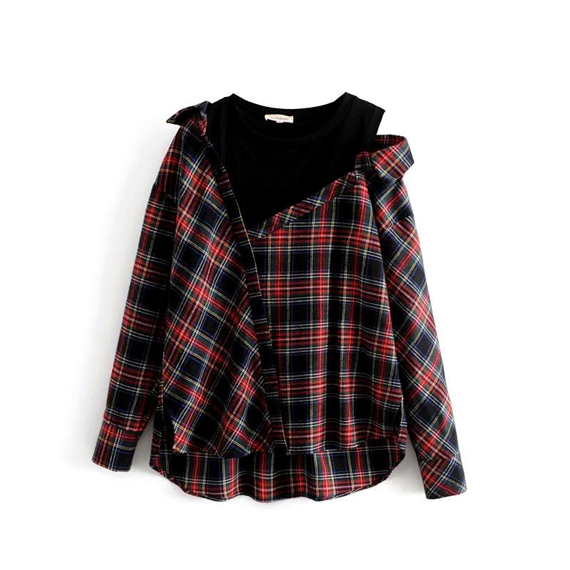 Cotton Fashion  shirt  (Picture color - L) NHAM6733-Picture-color-L