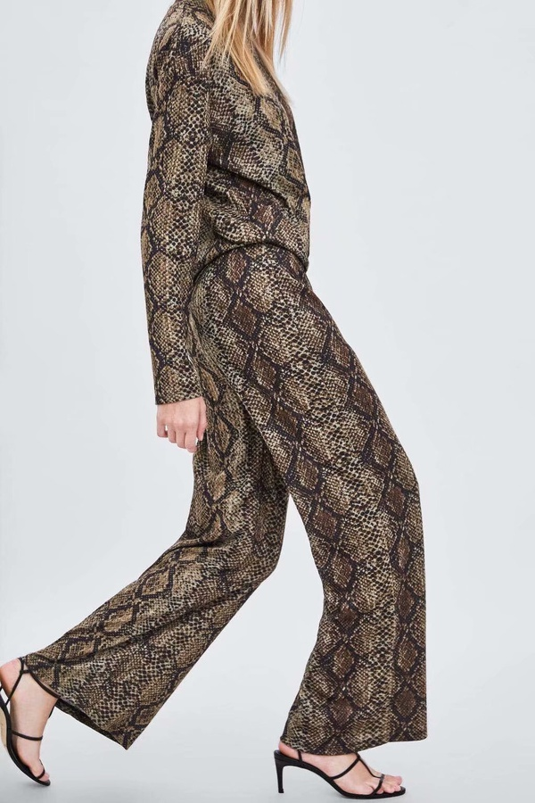 Polyester Fashion  pants  (Picture color-S) NHAM6753-Picture-color-S