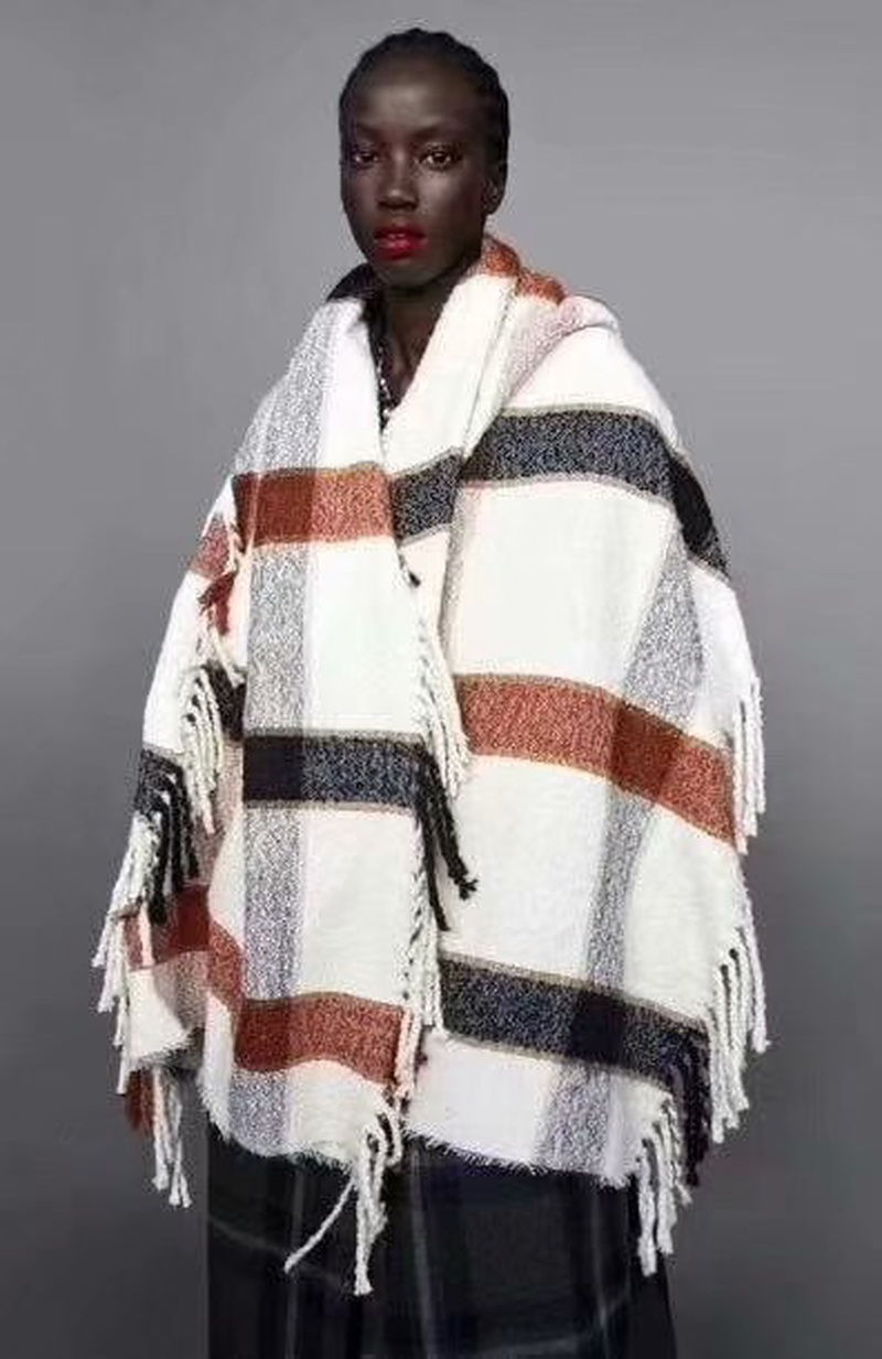 Cloth Fashion  scarf  (1601) NHAM6761-1601