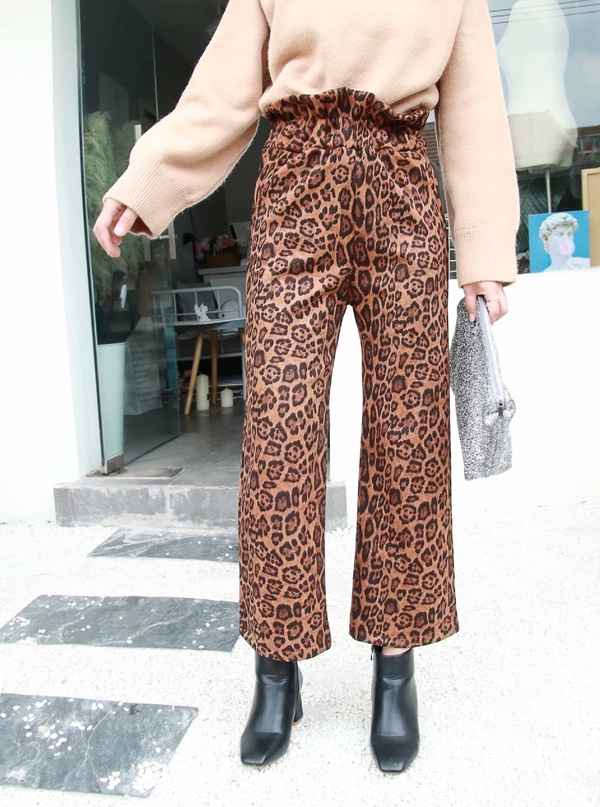 Polyester Fashion  pants  (Picture color-S) NHAM6769-Picture-color-S