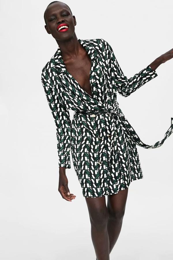 Polyester Fashion  skirt  (Picture color - L) NHAM6792-Picture-color-L