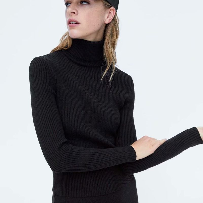 Cotton Fashion  Sweater  (Gray-average code) NHAM6794-Gray-average-code