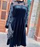 Polyester Fashion  skirt  (black-L) NHAM6677-black-L