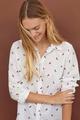 Polyester Fashion  coat  (White-S) NHAM6702-White-S