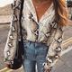 Polyester Fashion  shirt  (Picture color - L) NHAM6737-Picture-color-L
