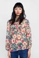 Chiffon Fashion  shirt  (Picture color - M) NHAM6743-Picture-color-M