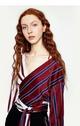 Chiffon Fashion  shirt  (Picture color - L) NHAM6770-Picture-color-L