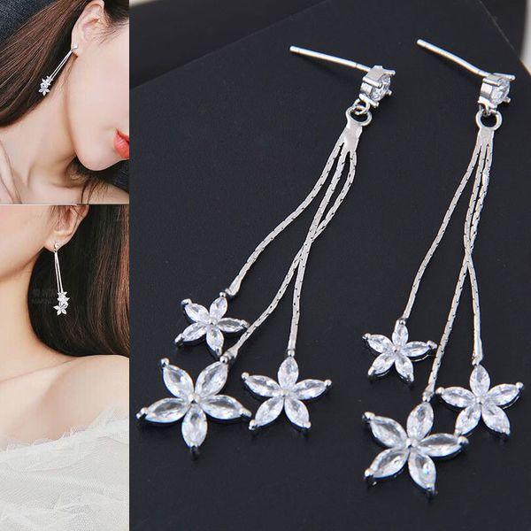 Copper Korea earring NHNSC14046