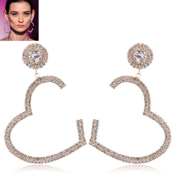 Alloy Fashion earring NHNSC14049