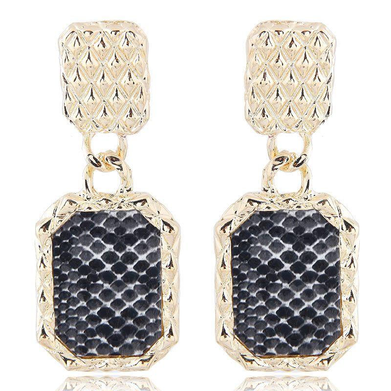 Alloy Fashion earring NHNSC14085