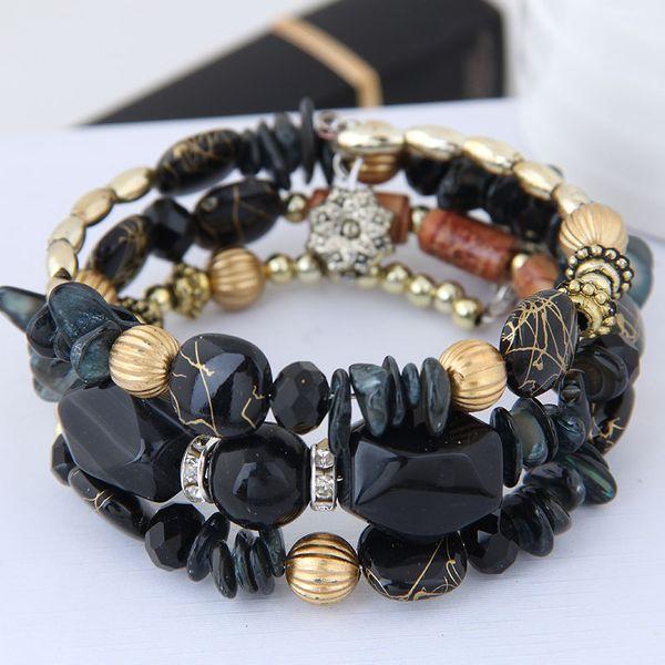 Alloy Fashion Bracelet NHNSC14188