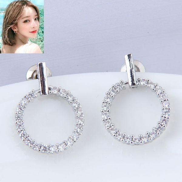 Copper Korea earring NHNSC14217