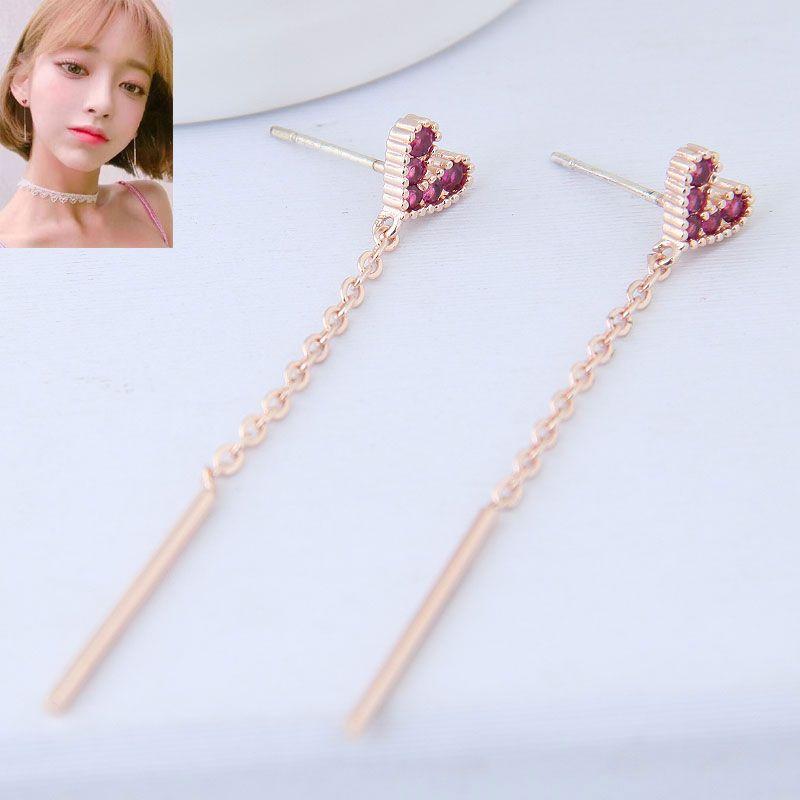 Copper Korea earring NHNSC14218