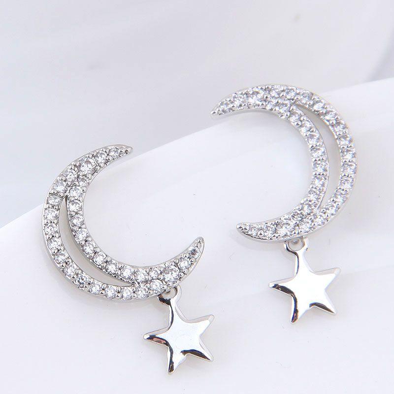 Copper Korea earring NHNSC14228