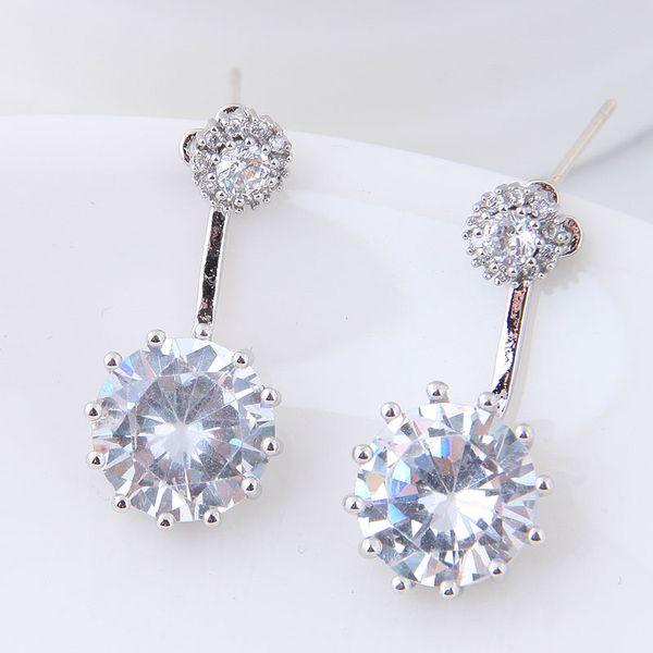 Copper Korea earring NHNSC14229