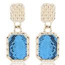 Alloy Fashion earring NHNSC14088