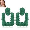 Alloy Fashion earring NHNSC14170