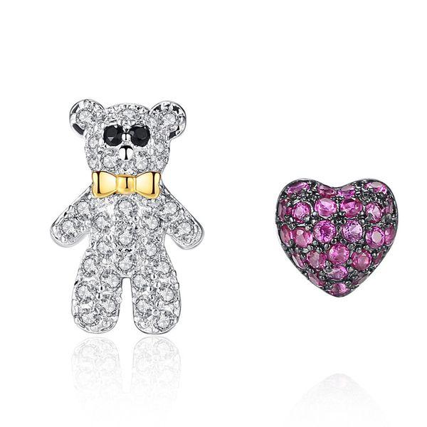 Alloy Fashion Geometric earring  (color-T06D14) NHTM0483-color-T06D14