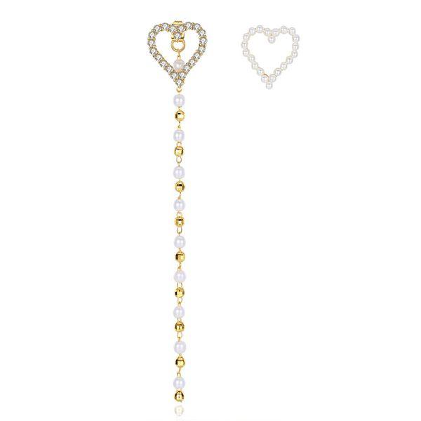 Alloy Korea Sweetheart earring  (18K-T07A12) NHTM0484-18K-T07A12