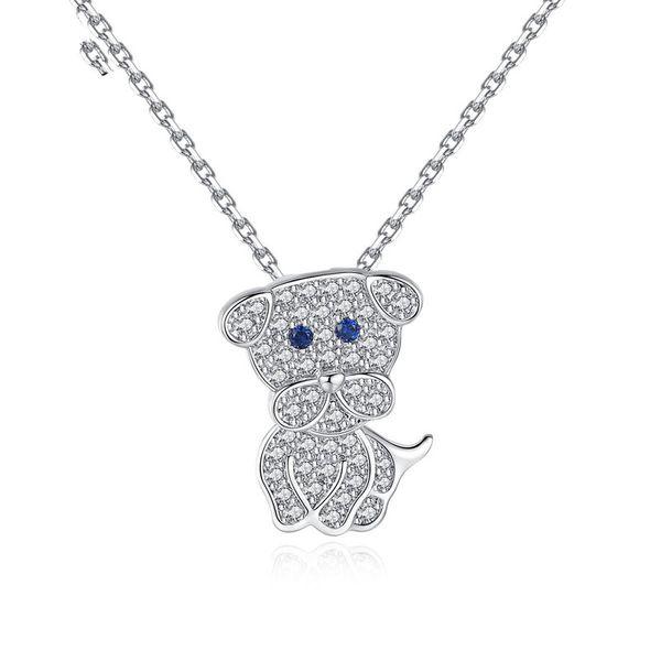 Alloy Fashion Geometric necklace  (Platinum-T11G23) NHTM0485-Platinum-T11G23