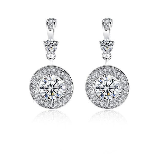 Alloy Korea Geometric earring  (Platinum-T05B17) NHTM0591-Platinum-T05B17