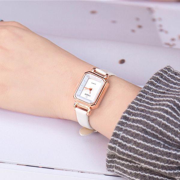 Alloy Fashion  Ladies watch  (white) NHSY1719-white